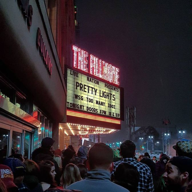 Pretty Lights Live | The Fillmore | Detroit, MI