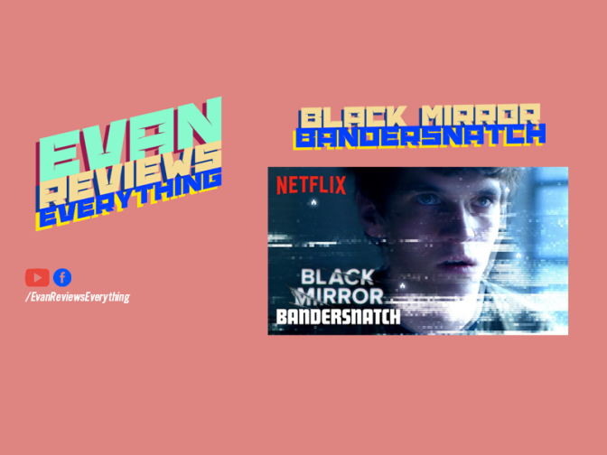ERE: Black Mirror Bandersnatch is simply, AMAZING