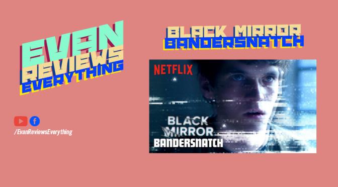ERE: Black Mirror Bandersnatch is simply, AMAZING