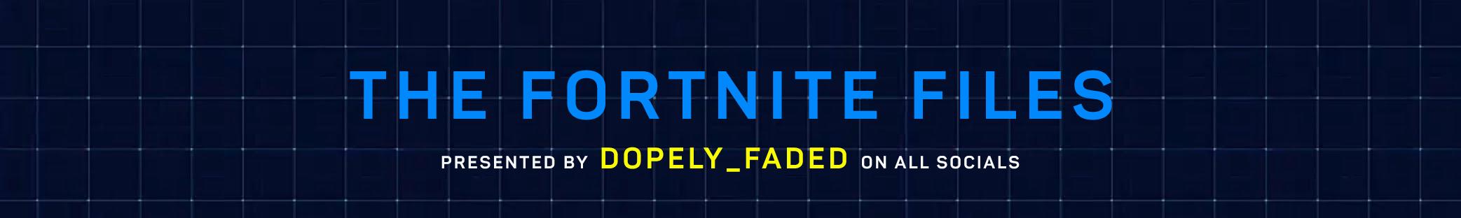 Fortnite Files Header